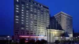 Exterior view Crowne Plaza CITY CENTER NINGBO