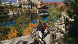 Exterior view MOHONK MOUNTAIN HOUSE
