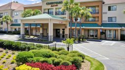 Exterior view Courtyard Jacksonville Airport Northeast