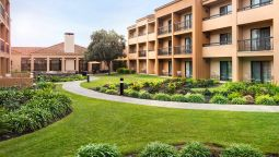 Exterior view Courtyard Fremont Silicon Valley