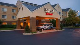 Buitenaanzicht Fairfield Inn & Suites Allentown Bethlehem/Lehigh Valley Airport
