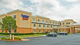 Exterior view Fairfield Inn & Suites Hartford Airport