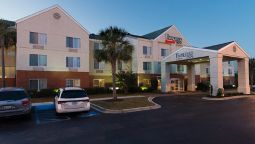 Buitenaanzicht Fairfield Inn Orangeburg