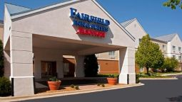 Buitenaanzicht Fairfield Inn & Suites Chicago Naperville