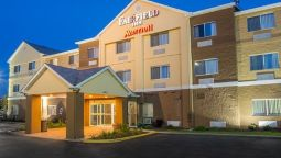 Exterior view Fairfield Inn & Suites Chicago Tinley Park
