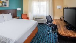 Room Fairfield Inn & Suites Chicago Tinley Park