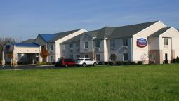 Buitenaanzicht Fairfield Inn & Suites Sandusky