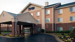 Exterior view Fairfield Inn Charlotte Mooresville/Lake Norman