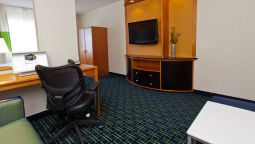 Kamers Fairfield Inn & Suites Champaign