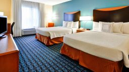 Kamers Fairfield Inn & Suites Dallas Medical/Market Center