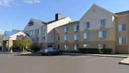 Buitenaanzicht Fairfield Inn & Suites Dayton Troy