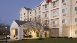 Buitenaanzicht Fairfield Inn & Suites Fort Worth University Drive