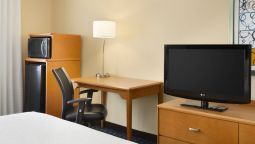 Room Fairfield Inn & Suites Fort Worth University Drive