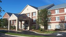 Buitenaanzicht Fairfield Inn & Suites Detroit Farmington Hills