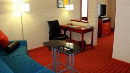 Kamers Fairfield Inn & Suites Detroit Farmington Hills