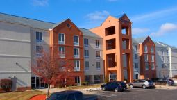Exterior view Fairfield Inn Evansville West