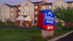 Exterior view Fairfield Inn & Suites Spokane Downtown