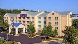 Buitenaanzicht Fairfield Inn Greenville-Spartanburg Airport