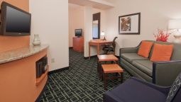 Kamers Fairfield Inn & Suites Hattiesburg