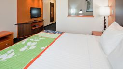 Room Fairfield Inn & Suites Houston I-45 North