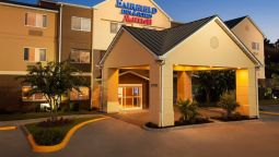 Exterior view Fairfield Inn & Suites Houston Humble