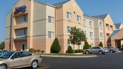 Exterior view Fairfield Inn Hays