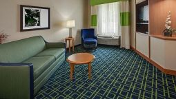Room Fairfield Inn & Suites Hazleton