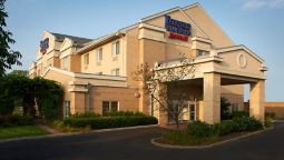 Exterior view Fairfield Inn & Suites Indianapolis East