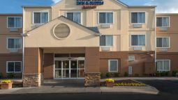 Buitenaanzicht Fairfield Inn & Suites Indianapolis Airport