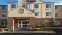 Exterior view Fairfield Inn & Suites Indianapolis Airport