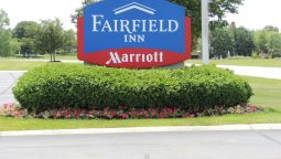 Buitenaanzicht Fairfield Inn Indianapolis South