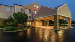 Buitenaanzicht Fairfield Inn & Suites Indianapolis Northwest