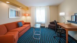 Kamers Fairfield Inn & Suites Indianapolis Northwest