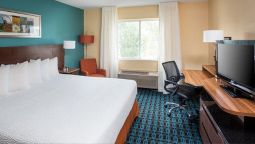 Kamers Fairfield Inn & Suites Terre Haute