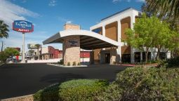 Buitenaanzicht Fairfield Inn Las Vegas Airport