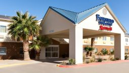 Buitenaanzicht Fairfield Inn & Suites Midland