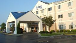Buitenaanzicht Fairfield Inn Saginaw