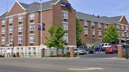 Exterior view Fairfield Inn Kansas City Downtown/Union Hill