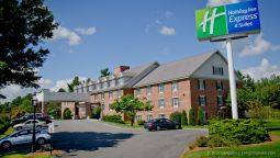 Exterior view Holiday Inn Express & Suites MERRIMACK