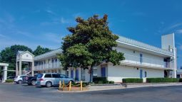 Exterior view MOTEL 6 WEST MONROE