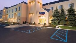 Buitenaanzicht Fairfield Inn & Suites Merrillville