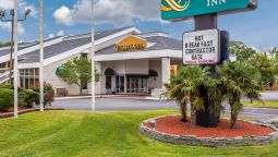 Buitenaanzicht Quality Inn Greenville