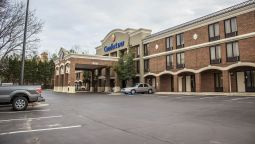 Exterior view Comfort Inn Research Triangle Park