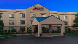 Exterior view Fairfield Inn Rochester East