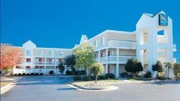Exterior view Quality Inn Rocky Mount