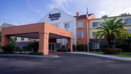 Exterior view Fairfield Inn & Suites Savannah I-95 South