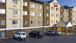 Exterior view Fairfield Inn & Suites Branson