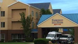 Exterior view Fairfield Inn & Suites Salt Lake City Airport