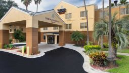 Exterior view Fairfield Inn & Suites Tampa Brandon