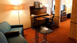 Kamers Fairfield Inn & Suites Tulsa Central
